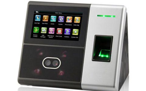 دستگاه تشخیص چهره اثرانگشت و کارت بدون تماس Sface900